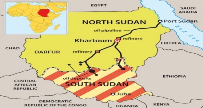 Sudan Ve Güney Sudan, Yeni Boru Hattı Anlaşması İmzaladı