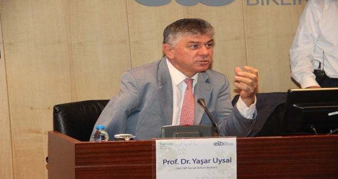 Prof. Dr. Yaşar Uysal: Türkiye 2019Un İlk Yarısında Büyümede Eksiyi Görebilir