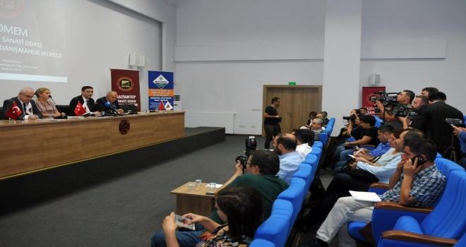 Gso Başkanı Ünverdi Projeleri Anlattı