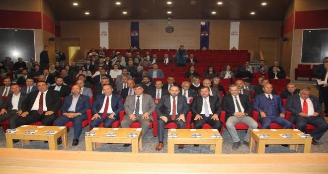 """Hititte Myolarında Hayata Geçirilen """"3+1 İşyeri Uygulaması Eğitim Modeli"""" Tanıtıldı"""