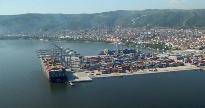 Kocaelinin En Büyük Limanı Demiryoluyla Da Hizmet Verecek