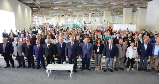 İzmir Emlak, Gayrimenkul Ve Yatırım Fuarı Kapılarını Açtı