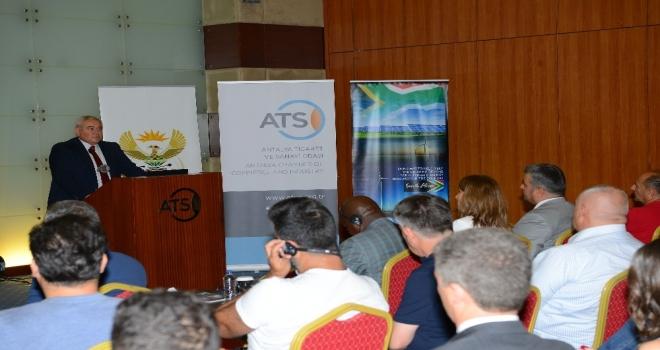 Antalyalı Firmalara Güney Afrika Tanıtıldı