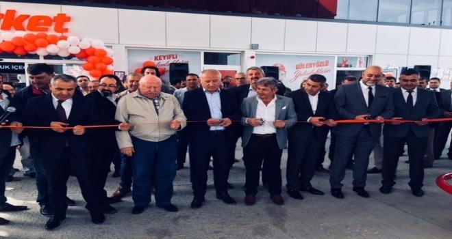 Aytemiz Ankarada 15İnci İstasyonunu Açtı