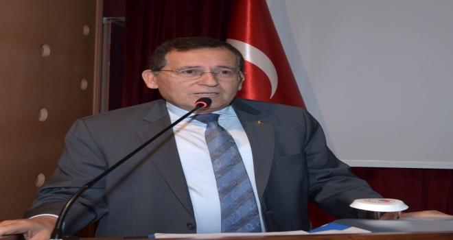 """Hacısalihoğlu: """"Yabancı Sermayeye Karşı Değiliz Ama Sadece Kriz Sırasında Geliyorlar"""""""