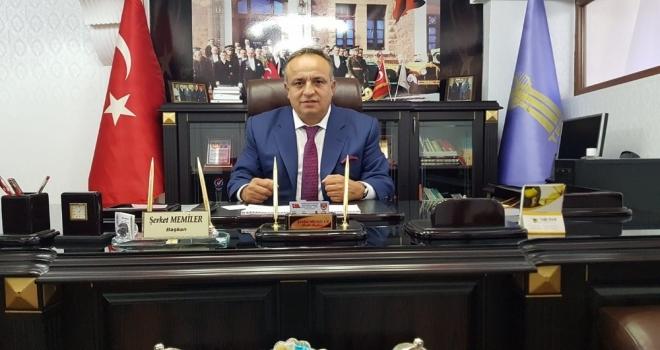 Kesob Başkanı Memilerden Esnaf Çağrsı