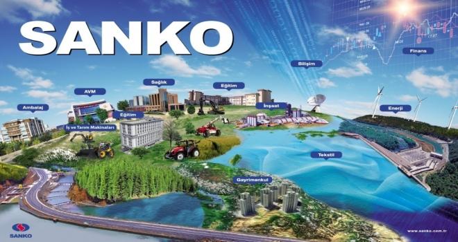 Anadolunun En Büyük 500 Şirketi Araştırmasına Sanko Damgası