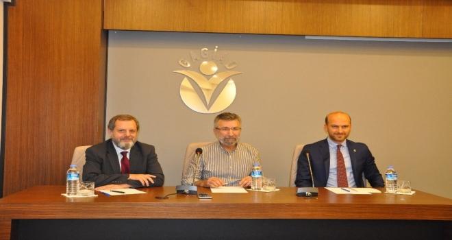 Gaziantepte Ekonomik Gündem Değerlendirme Toplantısı