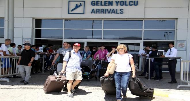 Antalyada Rus Turist Rekoru