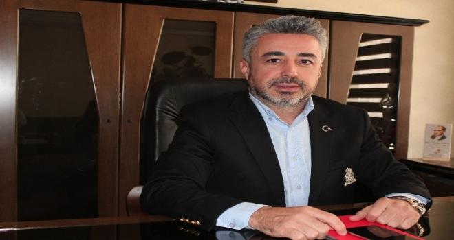 Antmüder Başkanı Karataş: İnşaat, Ekonomide Yine Kilit Sektör Oldu