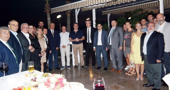 İspanyol Turizmciler Antalyayı Keşfetti