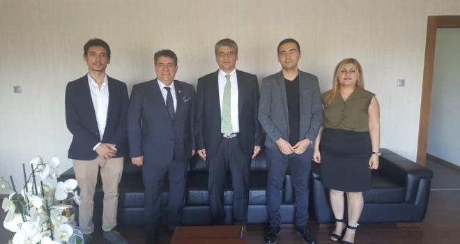 Tarsus Üniversitesi İle Akib Arasında Protokol İmzalandı