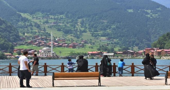 Körfez Ülkelerinden Trabzona Gelenler Kişi Başına 2 Bin 340 Dolar Harcadı