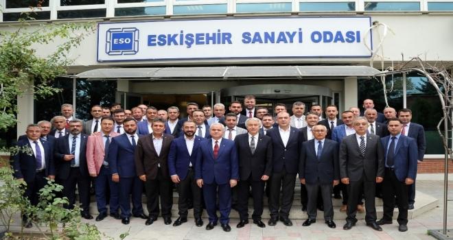 Itsodan Eskişehir Sanayisine Övgü