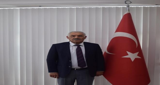 """Pınarbaşı, """"Esnaf Ve Sanatkârımız Ülkemiz İçin Elini Taşın Altına Koymuştur"""""""