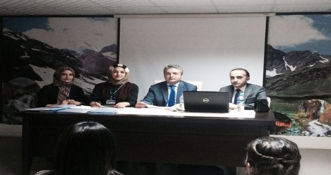 Hakkari Hatsoda Mikro Kredi Toplantısı Yapıldı
