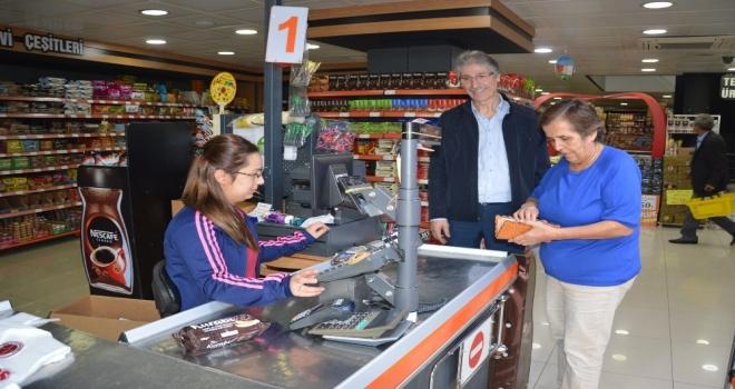 Tokatta Yerel Marketten Enflasyona İnat Yüzde 15 İndirim