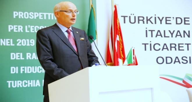 İtalyan Yatırımcılardan Türkiyeye Güven Mesajı