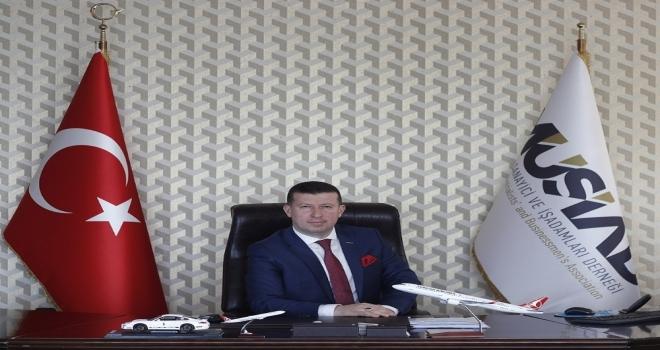 Müsiad İzmir Başkanı Ümit Ülküden Fırsatçılara Çağrı