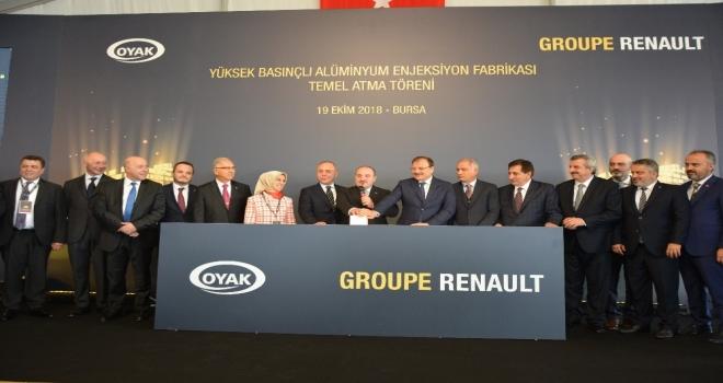 Türkiyenin İlk Alüminyum Motor Bloğunu Üretmek Amaçlı Dev Yatırım