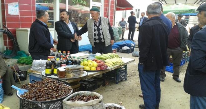 Organik Ürünler Tüketiciye Aracısız Ulaşıyor