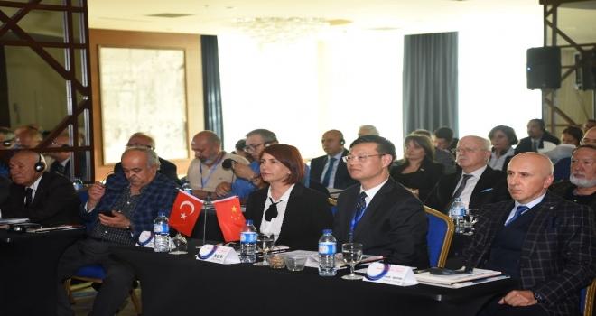 Türk Ve Çinli İş Adamları İstanbulda Buluştu