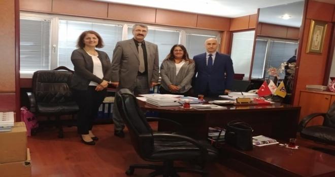 Trabzon İşkurdan Ticaret Borsası Ve Ttsoya Ziyaret