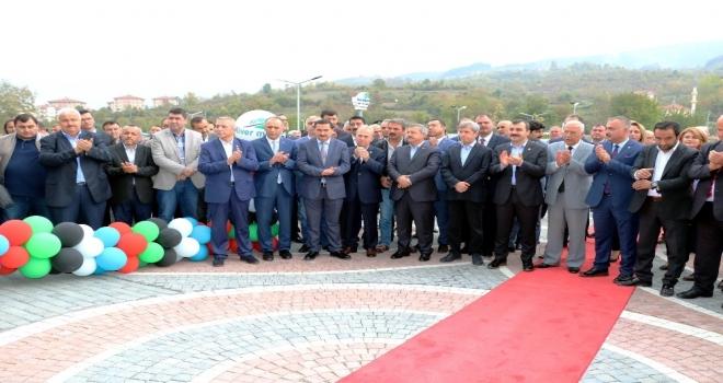 Zonguldaka 25 Milyon Liralık Dev Tesis