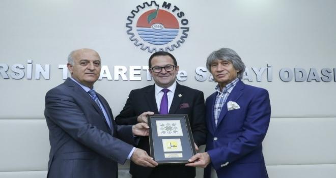 Ktto Başkanı Deniz: Bizim İçin Ticaretin Şah Damarı Mersin Limanıdır