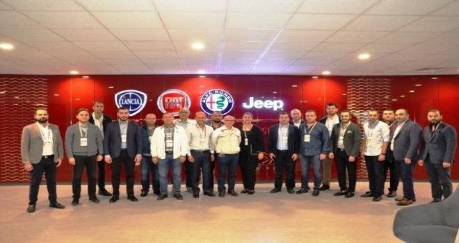 Gagiad Üyeleri, Türkiyenin Farklı Sektörlerindeki Başarı Hikayelerini Yerinde İnceledi