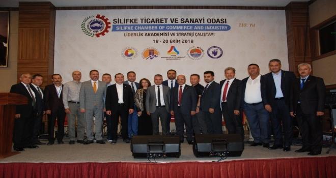"""Kaynar: """"Liderlik Akademisi Ve Strateji Çalıştayı Amacına Ulaştı"""""""