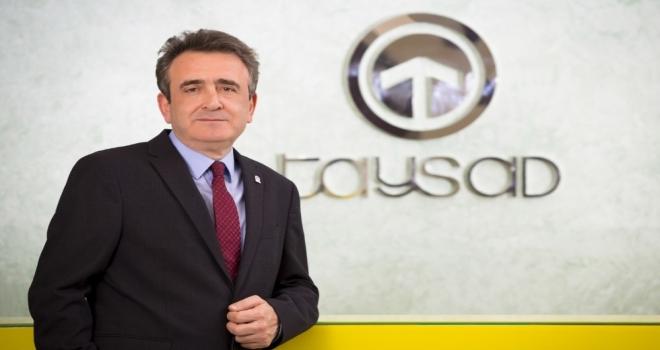 Taysad Başkanı Kanca: Almanyadaki Algımız Pozitif Ancak