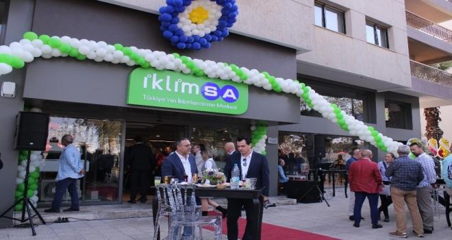 İklimsanın Yeni Konsept Showroomu İzmirde Açıldı