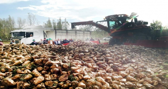 Turhal Şeker Çiftçilerine Kayseri Şekerden Maus Hizmeti