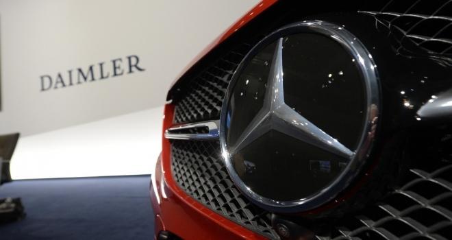 Emisyon Skandalı Mercedese Pahalıya Mal Oldu