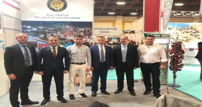 Kdz. Ereğli Tso, Antalyada Tanıtım Stantı Açtı