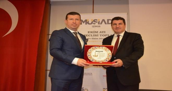 Müsiad Dost Meclisinde 'Yeni Ekonomik Program Ve 2019 Beklentileri
