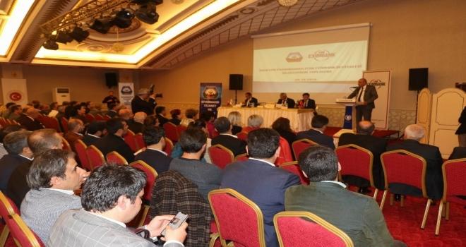 Türk Eximbank Diyarbakırdaki İhracatçılarla Buluştu