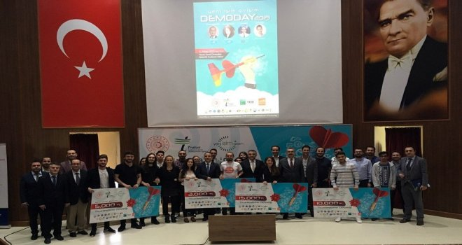 Yeni İşim Girişim 2019 Finalleri Tekirdağ'da Yapıldı