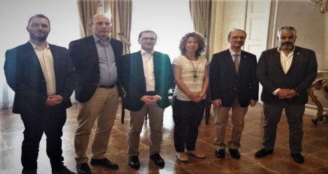 ÇTSO ve GMKA'dan Yunanistan Başkonsolosluğuna Ziyaret