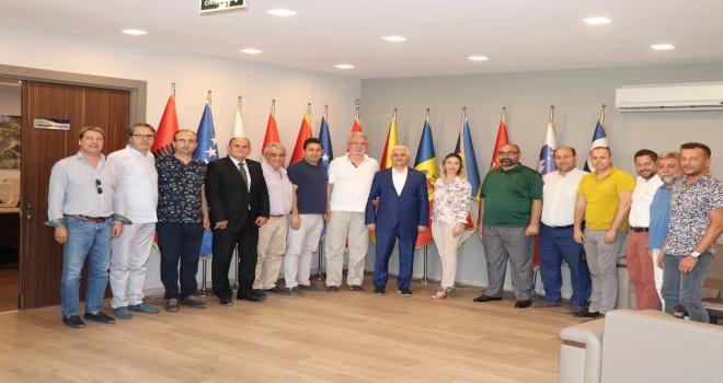 Balkanlar ve Trakya kökenli sanayici ve iş insanları buluştu