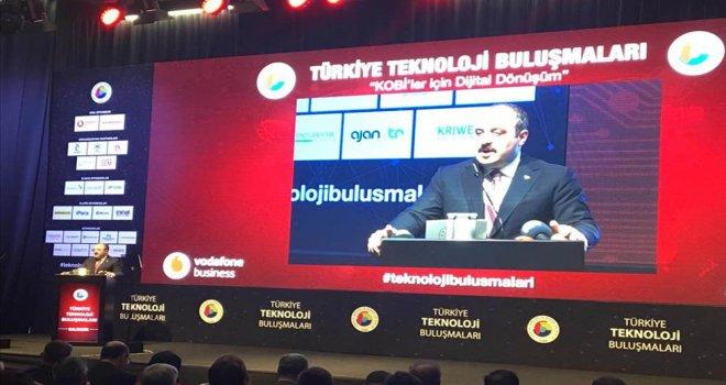 Türkiye Teknoloji Buluşmaları KOBİ'ler İçin Dijital Dönüşüm Organizasyonu Gerçekleşti