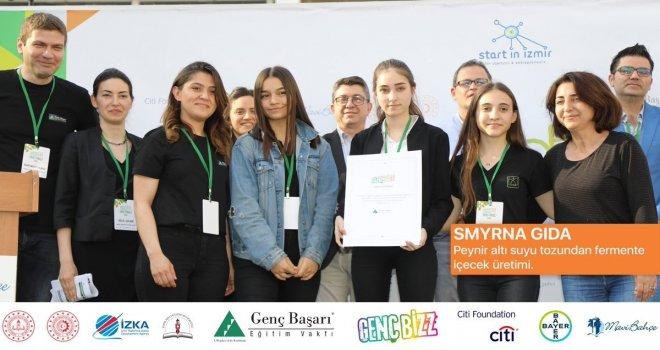 İzmir'in girişimci gençlerine İzmir Kalkınma Ajansı'ndan büyük destek