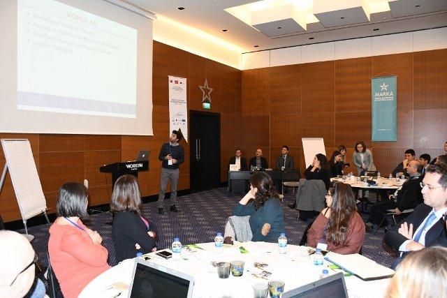 İnovasyon Yönetimi Ve Yenilikçi İş Modeline Bakış Çalıştayı