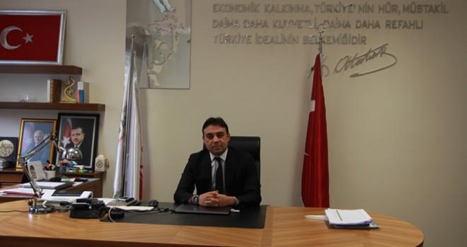 Oran Kalkınma Ajansı Genel Sekreter Vekili Ahmet Emin Kılcı