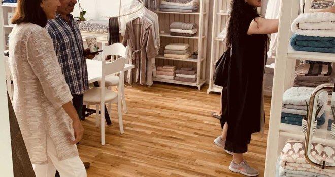 Bursalı Tekstilciler New York TTM'de İkili İş Görüşmesi Gerçekleştirdi