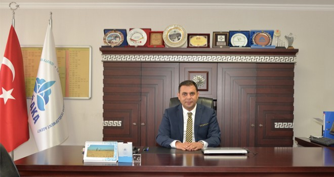 Doğu Akdeniz Kalkınma Ajansı(DOĞAKA) Genel Sekreteri Onur Yıldız