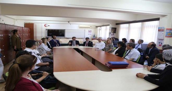 5. Uluslararası Bölgesel Kalkınma Konferansı İşbirliği Protokolü İmzalandı